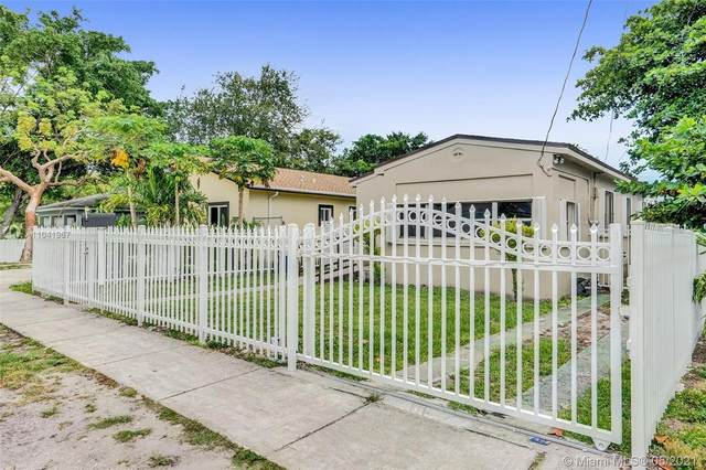 1868 NW 64th St, Miami, FL 33147 (MLS #A11041967) :: The Riley Smith Group