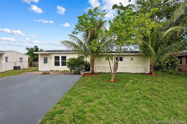 2656 NW 63rd Ave, Margate, FL 33063 (MLS #A11041968) :: Team Citron