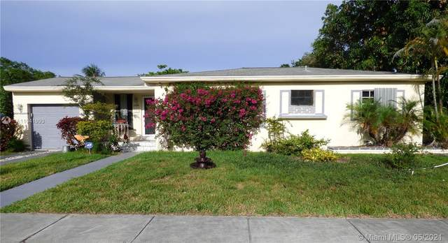 12945 NW Miami Ct, Miami, FL 33168 (MLS #A11041993) :: Prestige Realty Group