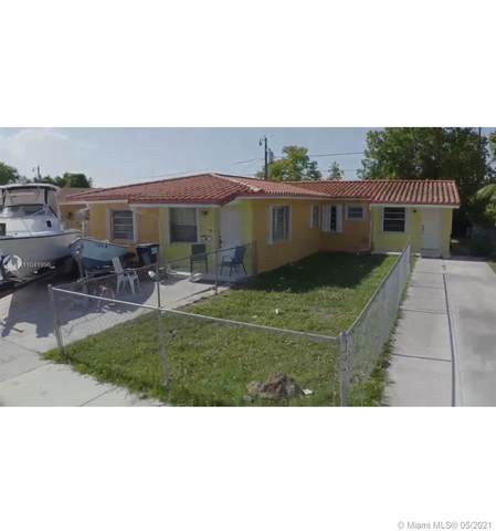 11323 SW 5th Ter, Sweetwater, FL 33174 (#A11041996) :: Posh Properties