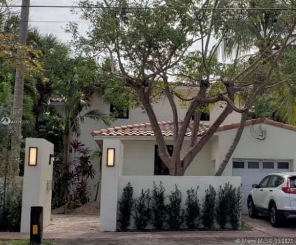 1100 Bay Dr, Miami Beach, FL 33141 (MLS #A11042003) :: Carlos + Ellen