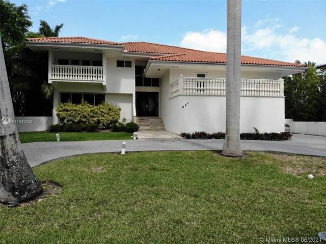 291 Costanera Rd, Coral Gables, FL 33143 (MLS #A11042033) :: Team Citron