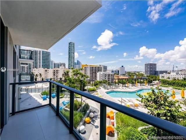 501 NE 31 #609, Miami, FL 33137 (MLS #A11042036) :: The Rose Harris Group