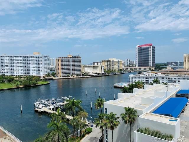 1965 S Ocean Dr 8B, Hallandale Beach, FL 33009 (#A11042045) :: Posh Properties