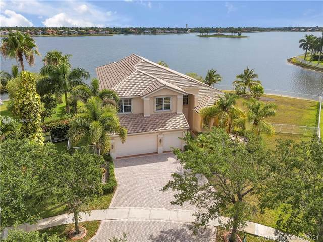 3901 SW 192nd Ter, Miramar, FL 33029 (MLS #A11042048) :: The Riley Smith Group