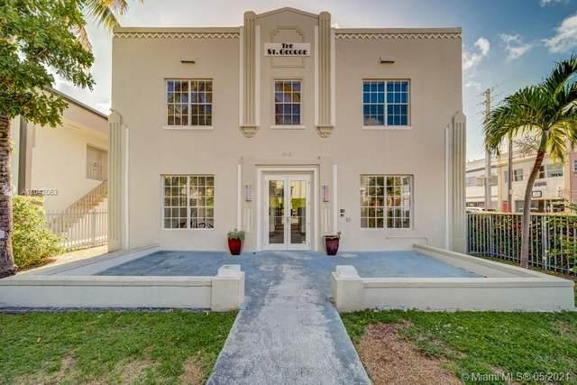 605 Euclid Ave #101, Miami Beach, FL 33139 (MLS #A11042063) :: Dalton Wade Real Estate Group