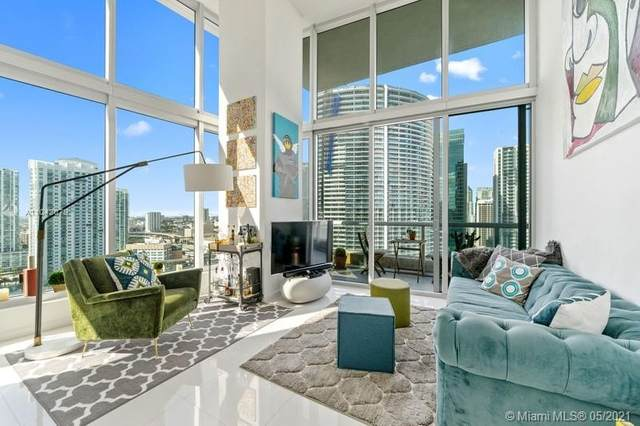 475 Brickell Ave #2815, Miami, FL 33131 (#A11042079) :: Posh Properties
