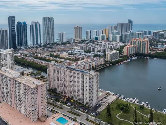 250 174th St #1201, Sunny Isles Beach, FL 33160 (MLS #A11042114) :: Dalton Wade Real Estate Group