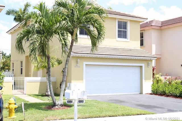 6968 SW 148th Ln, Davie, FL 33331 (MLS #A11042120) :: Equity Realty