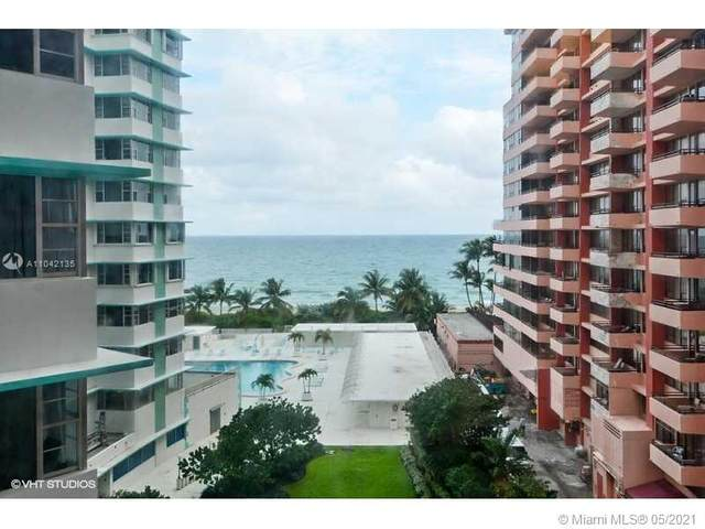 5255 Collins Av 6J, Miami Beach, FL 33140 (MLS #A11042135) :: Carlos + Ellen