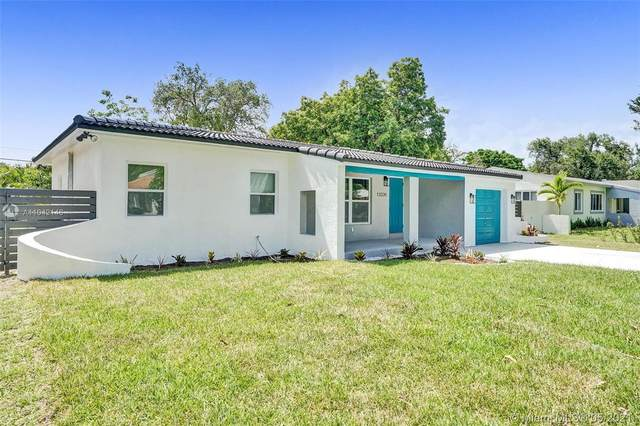 13220 NW 1st Ct, Miami, FL 33168 (MLS #A11042146) :: The Rose Harris Group