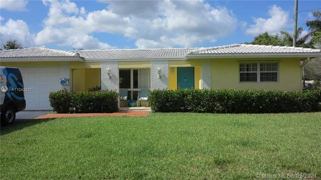 5840 SW 16th St, Plantation, FL 33317 (MLS #A11042217) :: The Teri Arbogast Team at Keller Williams Partners SW