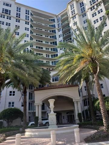 19900 E Country Club Dr #405, Aventura, FL 33180 (#A11042232) :: Posh Properties