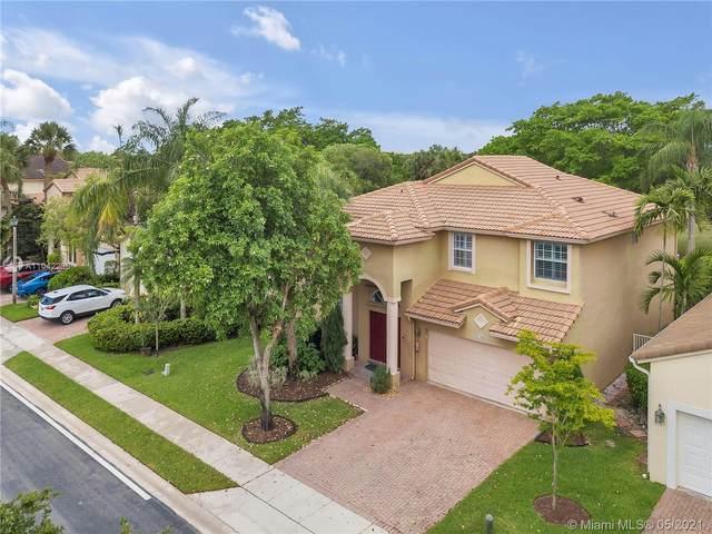 1480 SW 159th Ave, Pembroke Pines, FL 33027 (MLS #A11042236) :: Douglas Elliman