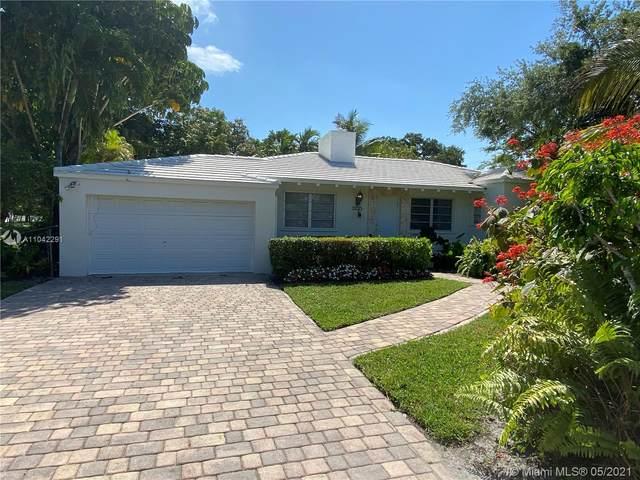 9139 NE 10th Ave, Miami Shores, FL 33138 (MLS #A11042291) :: Team Citron