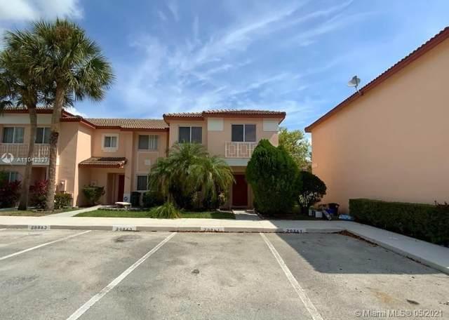 20861 NW 2 St #20861, Pembroke Pines, FL 33029 (MLS #A11042327) :: Prestige Realty Group