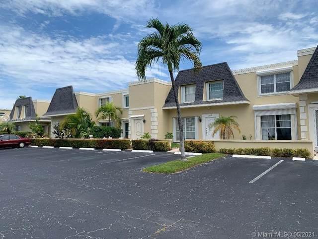 2407 NE 10th St #146, Hallandale Beach, FL 33009 (MLS #A11042369) :: Douglas Elliman