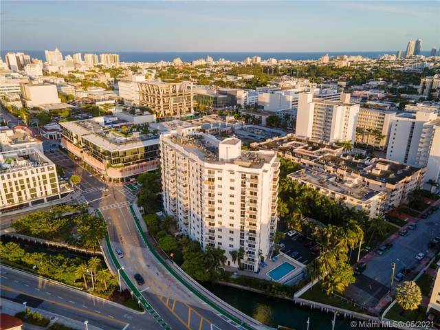1688 West Ave #709, Miami Beach, FL 33139 (MLS #A11042375) :: Natalia Pyrig Elite Team | Charles Rutenberg Realty