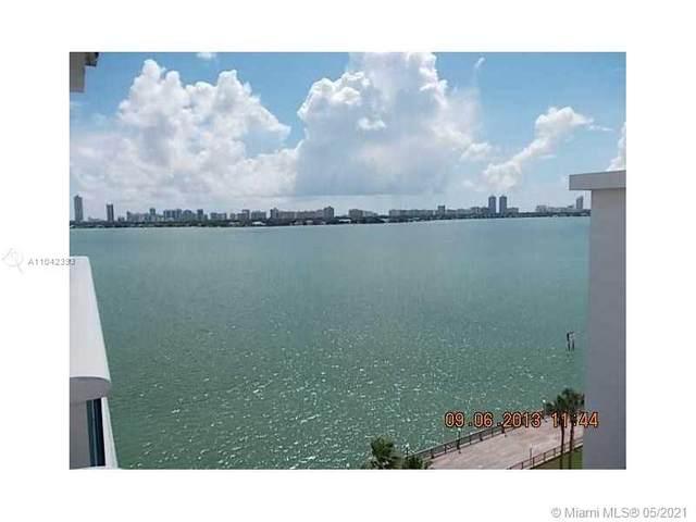 7501 E Treasure Dr Ph-B, North Bay Village, FL 33141 (MLS #A11042393) :: Search Broward Real Estate Team