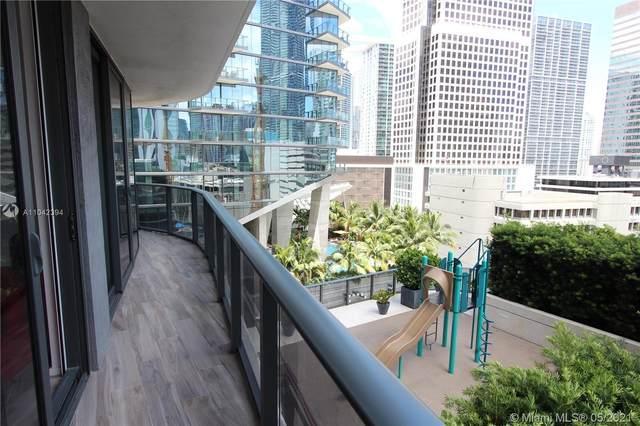 801 S Miami Ave #1005, Miami, FL 33130 (MLS #A11042394) :: Prestige Realty Group