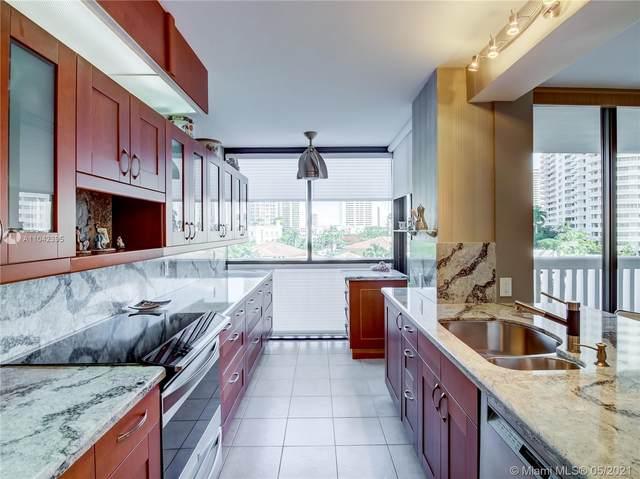 1000 Island Blvd #608, Aventura, FL 33160 (#A11042395) :: Posh Properties