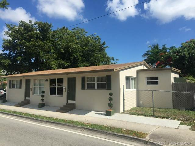 1300 NE 2nd Ave, Fort Lauderdale, FL 33304 (MLS #A11042449) :: The Rose Harris Group
