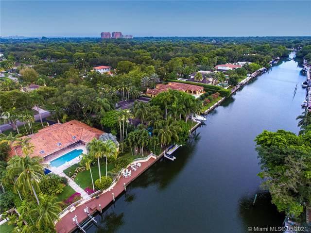 5714 Riviera Dr, Coral Gables, FL 33146 (MLS #A11042460) :: Equity Advisor Team