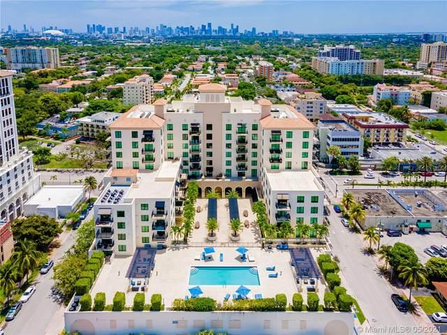 1300 Ponce De Leon Blvd #602, Coral Gables, FL 33134 (MLS #A11042488) :: Team Citron