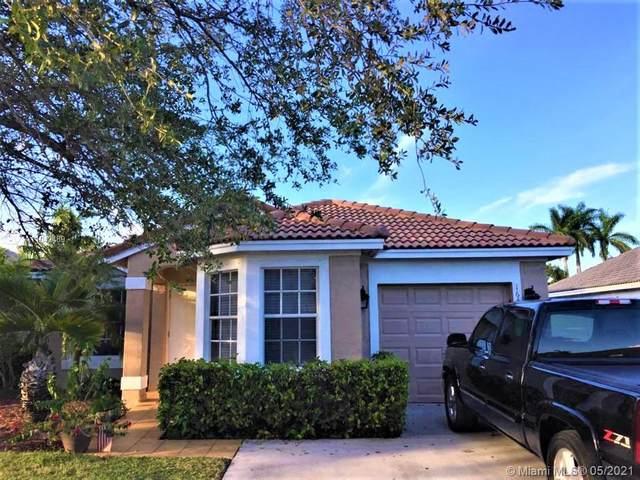 16425 NW 24th St, Pembroke Pines, FL 33028 (MLS #A11042489) :: Douglas Elliman