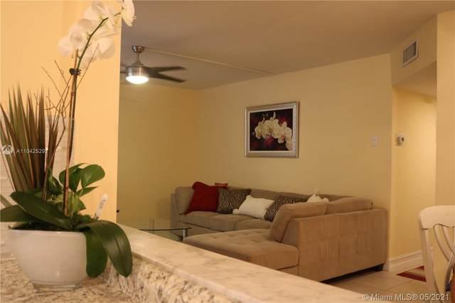 100 SE 6th Ave #105, Pompano Beach, FL 33060 (MLS #A11042529) :: Douglas Elliman