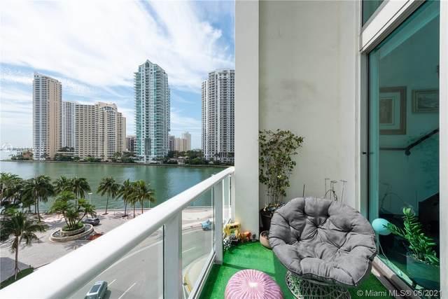 300 S Biscayne Blvd L-624, Miami, FL 33131 (MLS #A11042553) :: The Rose Harris Group