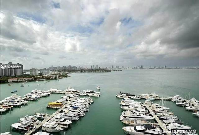 1900 Sunset Harbour Dr #1808, Miami Beach, FL 33139 (MLS #A11042618) :: The Rose Harris Group