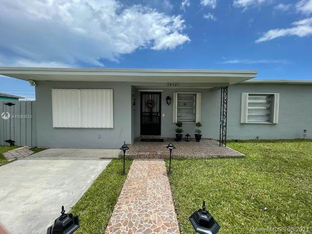 14321 Carver Dr, Miami, FL 33176 (MLS #A11042633) :: The Rose Harris Group
