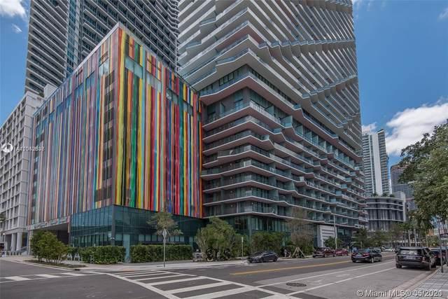 1300 S Miami Ave #2401, Miami, FL 33130 (MLS #A11042638) :: Team Citron