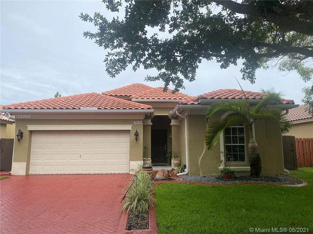 5036 SW 139th Ave, Miramar, FL 33027 (MLS #A11042650) :: The Teri Arbogast Team at Keller Williams Partners SW