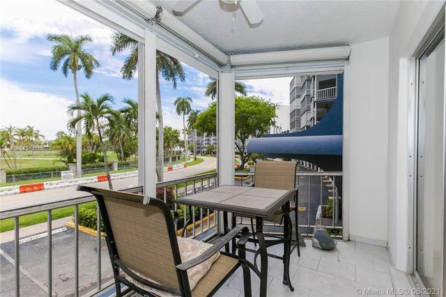 200 Diplomat Pkwy #227, Hallandale Beach, FL 33009 (MLS #A11042665) :: Castelli Real Estate Services