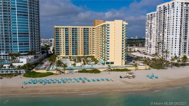 2501 S Ocean Dr #908, Hollywood, FL 33019 (#A11042687) :: Posh Properties