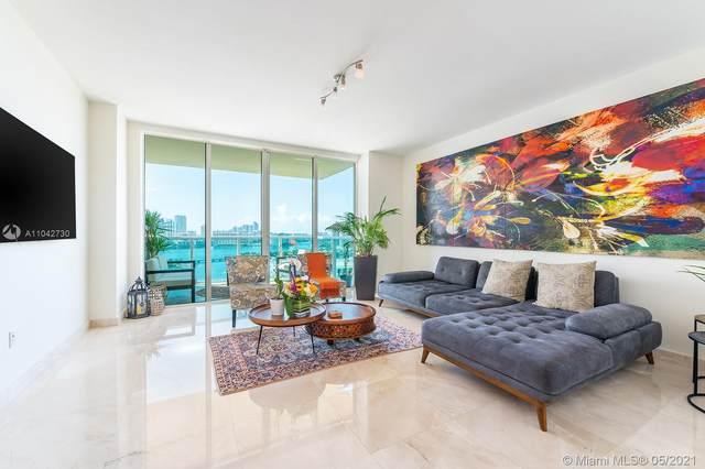 3330 NE 190th St #2219, Aventura, FL 33180 (MLS #A11042730) :: Dalton Wade Real Estate Group