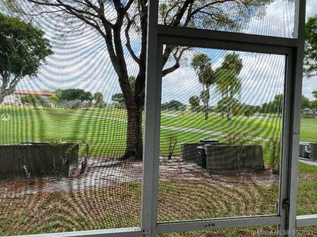 13475 SW 9th St 111A, Pembroke Pines, FL 33027 (MLS #A11042781) :: Team Citron
