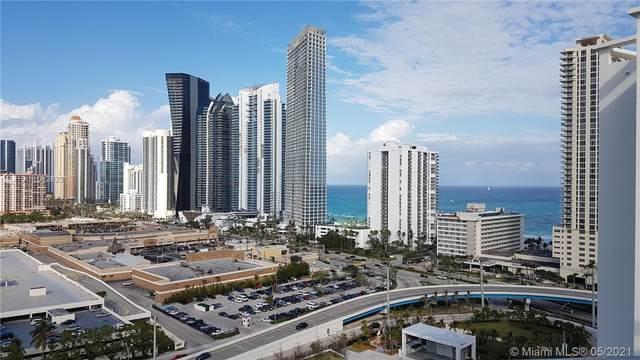 250 Sunny Isles Blvd 3-PH1, Sunny Isles Beach, FL 33160 (#A11042823) :: Posh Properties