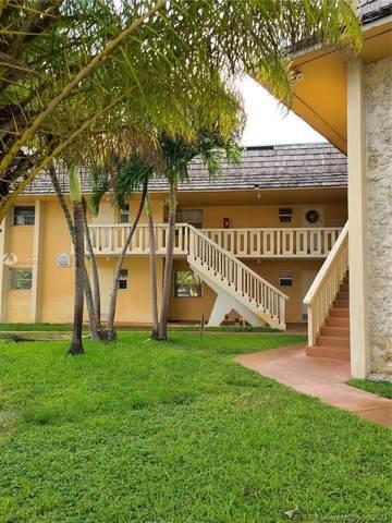 7450 Miami Lakes Dr C207, Miami Lakes, FL 33014 (MLS #A11042832) :: Albert Garcia Team