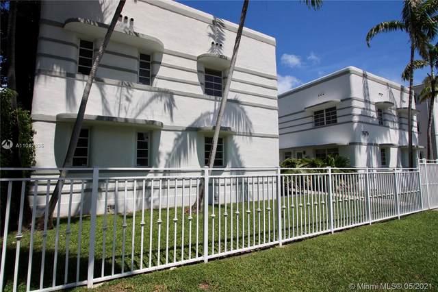 1525 Pennsylvania Ave #17, Miami Beach, FL 33139 (MLS #A11042835) :: Castelli Real Estate Services