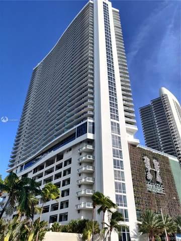 4111 S Ocean Dr #1506, Hollywood, FL 33019 (#A11042880) :: Posh Properties