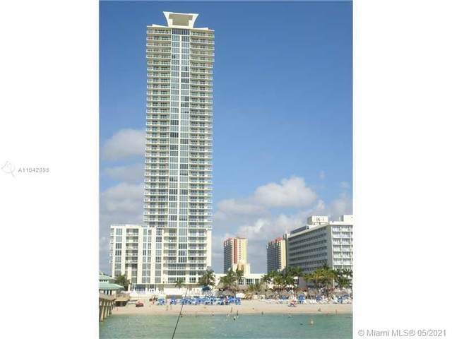 16699 Collins Ave #2204, Sunny Isles Beach, FL 33160 (#A11042898) :: Posh Properties