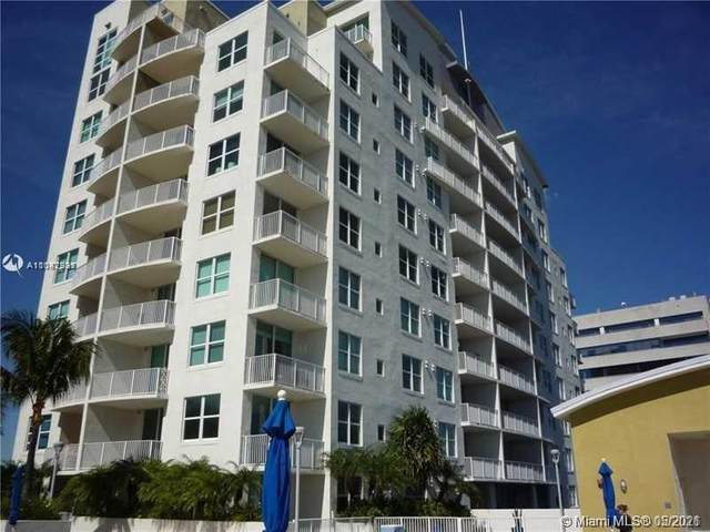 3180 SW 22nd Ter #702, Miami, FL 33145 (MLS #A11042931) :: The Rose Harris Group