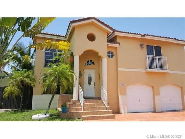 4668 SW 153rd Ct, Miami, FL 33185 (MLS #A11042963) :: Team Citron
