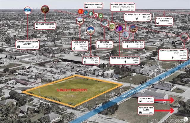 305 SW 6th Ave, Homestead, FL 33030 (MLS #A11042973) :: GK Realty Group LLC