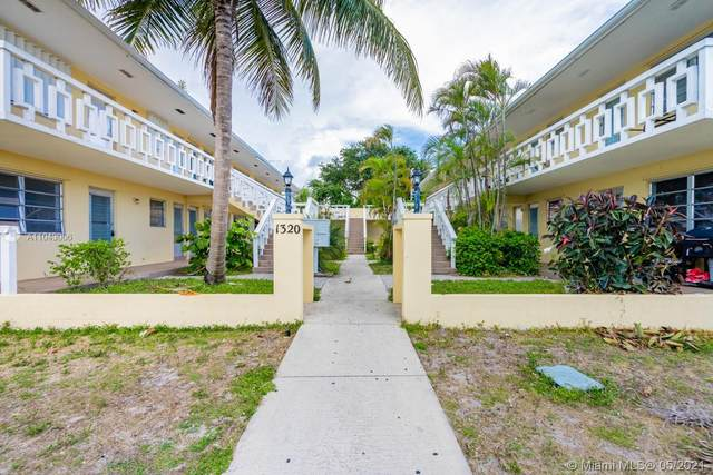 1320 S 12th Ave S #15, Lake Worth, FL 33460 (MLS #A11043006) :: Search Broward Real Estate Team