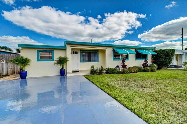 524 Wright Dr, Lake Worth, FL 33461 (MLS #A11043022) :: The Pearl Realty Group