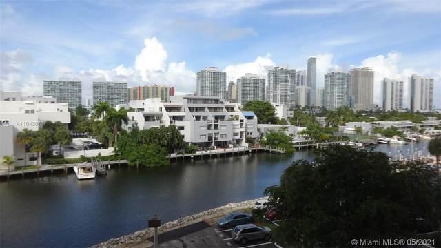 400 Kings Point Dr #517, Sunny Isles Beach, FL 33160 (MLS #A11043076) :: Natalia Pyrig Elite Team   Charles Rutenberg Realty